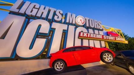 Lights, Motors, Action! Extreme Stunt Show set to Close for Good in April! 2