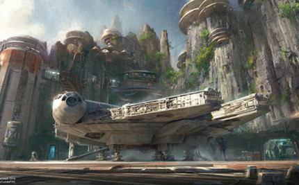 Harrison Ford to unveil Disney's Star Wars theme park plans in TV special 6