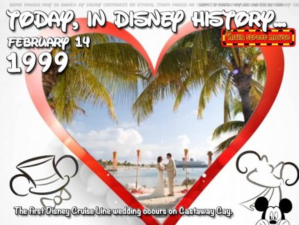 Today In Disney History ~ February 14th 1