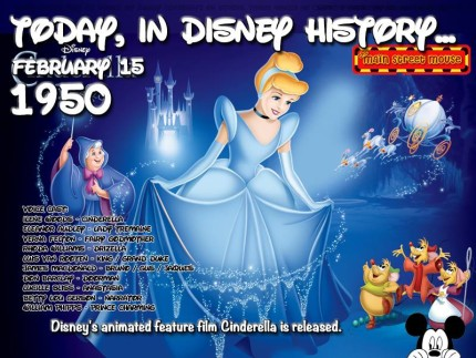 Today In Disney History ~ February 15th 9
