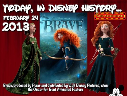 Today In Disney History ~ February 24th 2