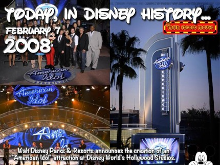 Today In Disney History ~ February 7th 12