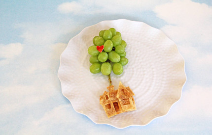 Allergy Friendly: Mr. Fredricksen's Floating House Fruit Treat 1