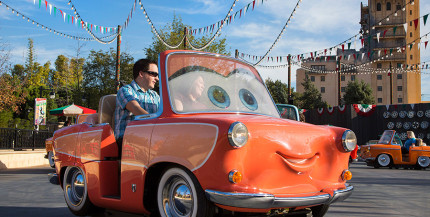Luigi's Rollickin' Roadsters to Open March 7 at Disney California Adventure Park 8