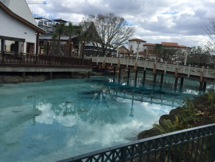 Get a Sneak Peek of the new area at Disney Springs! 1
