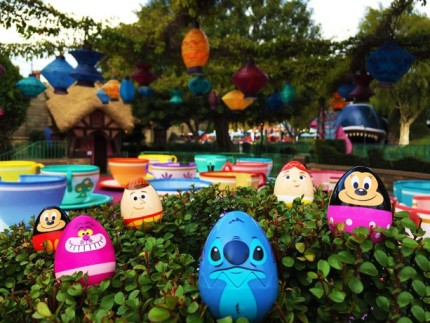 The Egg-stravaganza Continues in 2016 at Disney Parks 24