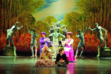 From Mouse to Marquee: Act 5, Scene 3: How Broadway's Mary Poppins was different from Hollywood's Mary Poppins 1