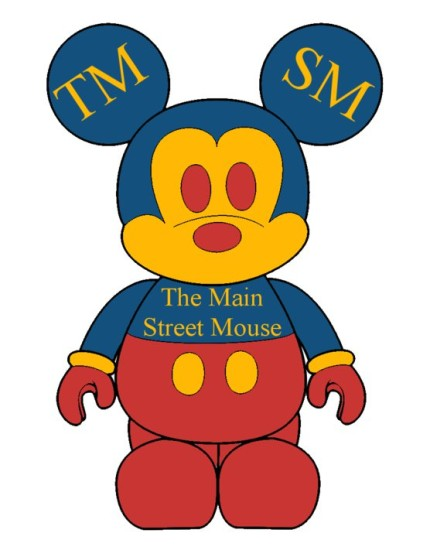 The Main Street Mouse ~ A Look Back 1
