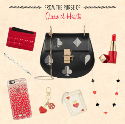 From the Purse of the Queen of Hearts 1
