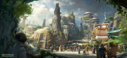 Will Galaxy's Edge be available during Extra Magic Hours? 2