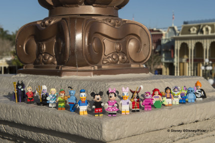 Disney LEGO Mini Figures Are Coming!!!! 41