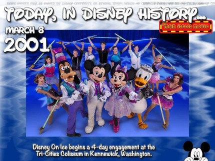 Today In Disney History ~ March 8th 5