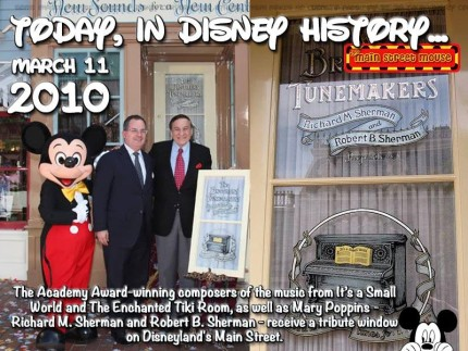 Today In Disney History ~ March 11th 5