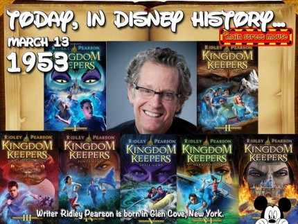 Today In Disney History ~ March 13th 1