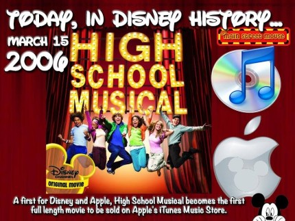 Today In Disney History ~ March 15th 1