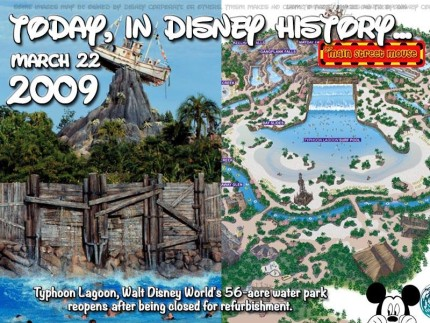 Today In Disney History ~ March 22nd 4