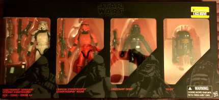 Star Wars The Black Series Imperial Forces 6-Inch Action Figures Review And Giveaway 5