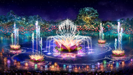 'Rivers of Light' To Debut April 22 at Disney's Animal Kingdom (VIDEO) 1