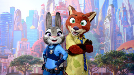 'Zootopia'-Themed Expansion Coming to Shanghai Disneyland 1