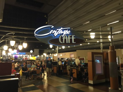 Contempo Cafe, Contemporary Resort ~ One of Our Favorite Walk Ups at WDW! 1