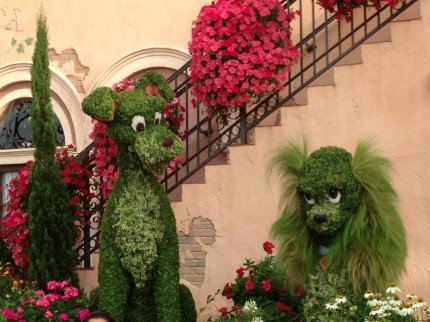 Flower And Garden Fun Facts #EpcotFresh 62