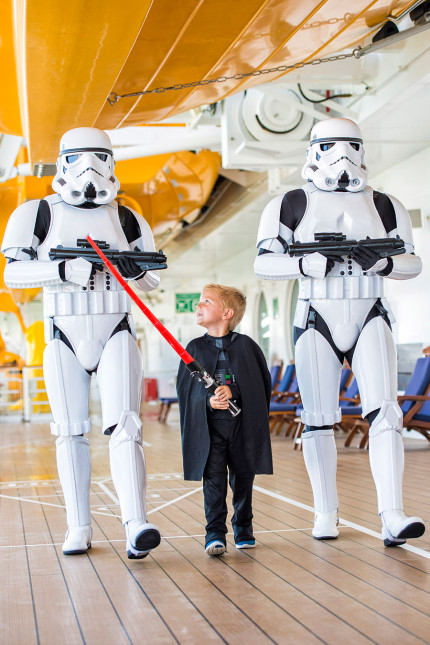 Disney Cruise Line's Star Wars Day At Sea Are Returning in 2017 3