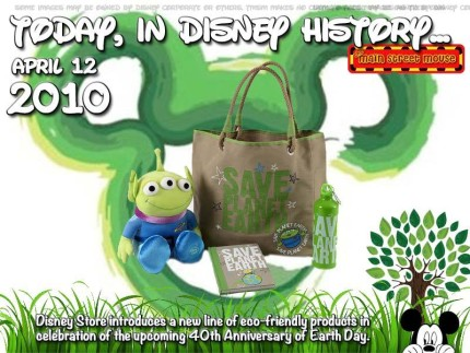 Today In Disney History ~ April 12th 4