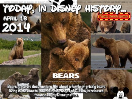 Today In Disney History ~ April 18th 4