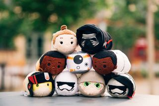 Star Wars: The Force Awakens Tsum Tsums Are Coming! 1