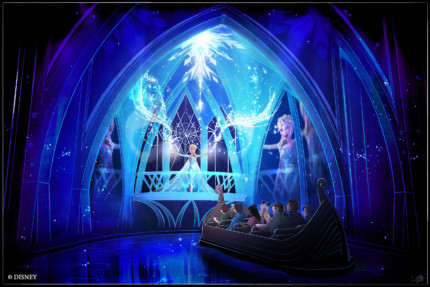 Sail Through the Kingdom of Arendelle on Frozen Ever After 9