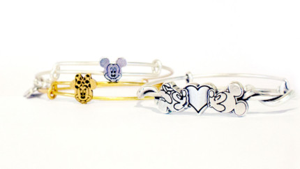 New Mickey Mouse and Minnie Mouse ALEX AND ANI Bangles Debuting This May PLUS Some Styles are Retiring! #alexandani 1