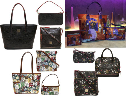 New Dooney and Bourke and Harveys Coming to Disney Parks Next Month 33