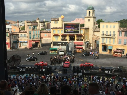 The Finale of Lights, Motors, Action at Hollywood Studios 2
