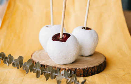Snow White Candy Apples ~ Recipe 15