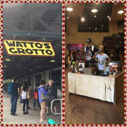 Watto's Grotto Closed ~ Merchandise is Moving to New Spot 4