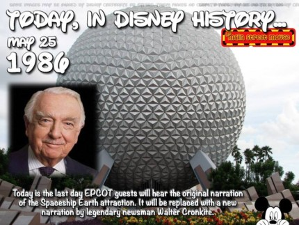 Today In Disney History ~ May 25th 4