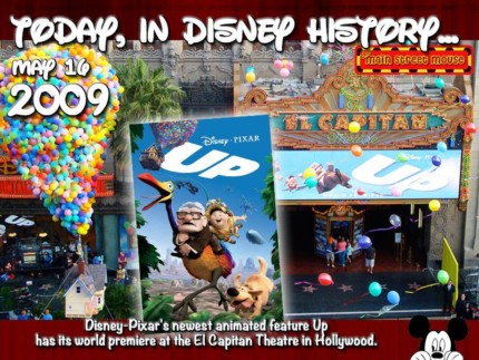 Today In Disney History ~ May 16th 3