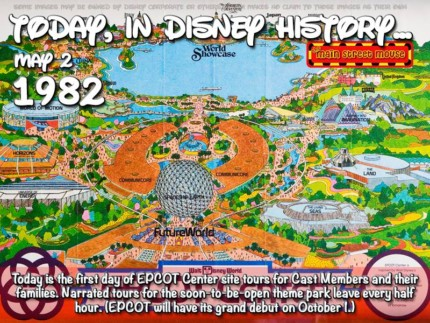 Today In Disney History ~ May 2nd 4