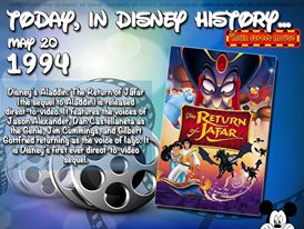 Today In Disney History ~ May 20th 3