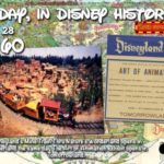 Today In Disney History ~ May 28th