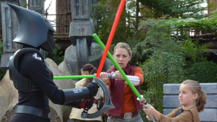 Capturing Memories at Jedi Training: Trials of the Temple 2