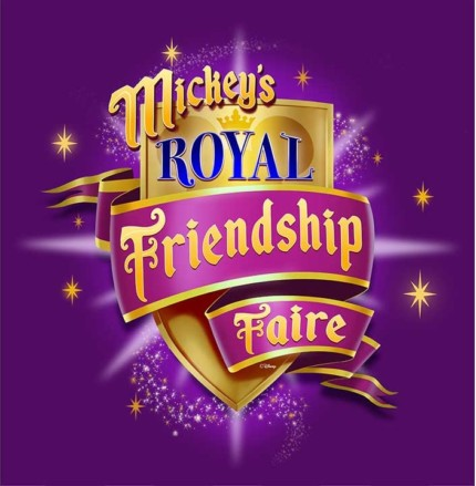 'Mickey's Royal Friendship Faire' At The Magic Kingdom Start Date Is.... 3