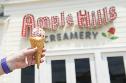 Ample Hills Creamery Is Now Open At Disney's BoardWalk 24
