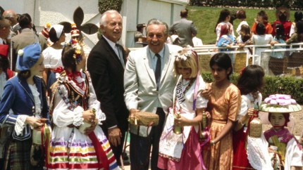 This Week in Disney History: 'it's a small world' Opens 50 Years Ago Today at Disneyland Park 6