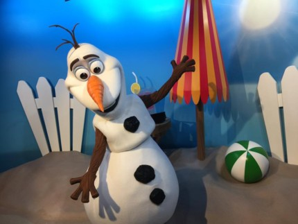 Olaf Makes His Debut at Hollywood Studios! 13