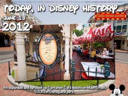 Today In Disney History ~ June 13th 5