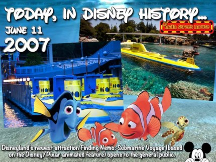 Today In Disney History ~ June 11th 5