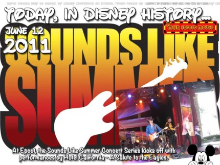Today In Disney History ~ June 12th 5