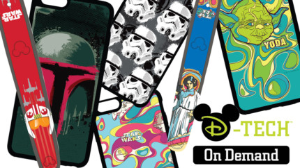D-Tech on Demand Awakens This Summer with Limited Release Star Wars Artwork 2