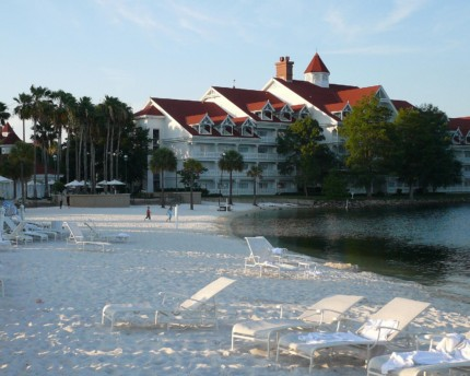 Gator drags child into water near Disney's Grand Floridian 9